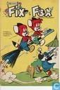 Bandes dessinées - Fix en Fox (tijdschrift) - 1966 nummer  4