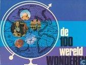 """Comics - Kuifjesbon producten - Album """"De 100 Wereld wonderen"""""""