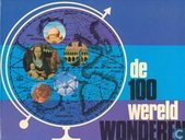 "Bandes dessinées - Kuifjesbon producten - Album ""De 100 Wereld wonderen"""