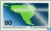 Postage Stamps - Germany, Federal Republic [DEU] - Adveniat 25 years
