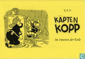 Comics - Käpten Kopp - Im Inneren der Erde