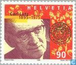Postage Stamps - Switzerland [CHE] - Carl Lutz