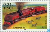Locomotives - Garratt 59