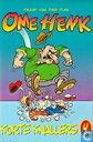 Strips - Ome Henk - Korte knallers 4