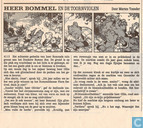 Comic Books - Bumble and Tom Puss - Heer Bommel en de toornviolen