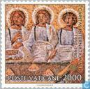 Postzegels - Vaticaanstad - Caritas Internationalis