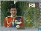 Postage Stamps - Great Britain [GBR] - Queen Elizabeth II