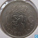 Netherlands 1 gulden 1971