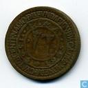 """Munten - Peru - Peru 1 sol de oro 1965 """"400th anniversary of Lima mint"""""""
