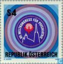 Postzegels - Oostenrijk [AUT] - Psychiatrie congres