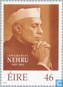 Postage Stamps - Ireland - Nehru 100 years