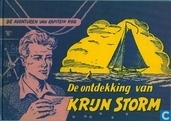 Bandes dessinées - Capitaine Rob - De ontdekking van Krijn Storm