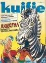 Strips - Jugurtha - De grote tovenaarszebra