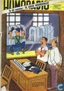 Bandes dessinées - Humoradio (tijdschrift) - Nummer  878