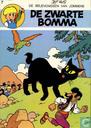 Bandes dessinées - Gil et Jo - De zwarte bomma