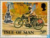 Postzegels - Man - T.T. Races 1923-1973