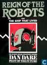 Strips - Daan Durf - Piloot van de toekomst - Reign of the Robots + The Ship that Lived
