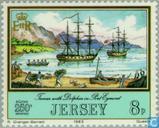 Postage Stamps - Jersey - Navigator