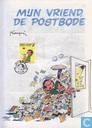 Bandes dessinées - Gaston Lagaffe - Mijn vriend, de postbode