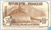 Postage Stamps - France [FRA] - War orphans