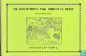 Comics - Bruintje Beer [Tourtel] - Negentiende serie