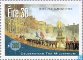 Postage Stamps - Ireland - Millennium