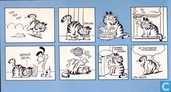 Comic Books - Garfield - Omvangrijker dan ooit!