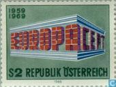 Postage Stamps - Austria [AUT] - Europe – Temple
