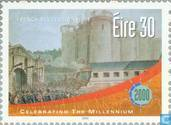 Postzegels - Ierland - Millennium