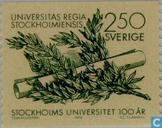 Postage Stamps - Sweden [SWE] - 100 years University of Stockholm