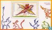 Postzegels - Duitsland, Bondsrepubliek [DEU] - Voor ons, kinderen