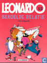 Comic Books - Leonardo - Bekoelde relatie