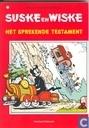 Strips - Suske en Wiske - Het sprekende testament