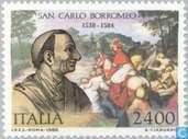 Postzegels - Italië [ITA] - Carolus Borromeus