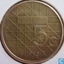 Netherlands 5 gulden 1995