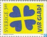 Timbres-poste - Suède [SWE] - 385 multicolore