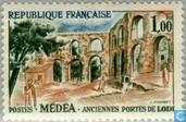 Médéa - Anciennes Portes de Lodi