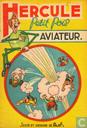 Bandes dessinées - Hercule petit Pois - Aviateur