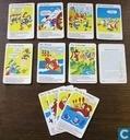 Spellen - Kwartet - Donald Duck en zijn vrienden