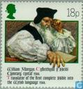 Postzegels - Groot-Brittannië [GBR] - Bijbel Wales 400 jaar