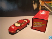 Voitures miniatures - Johnny Lightning - Chevrolet Camaro 'Coca Cola'