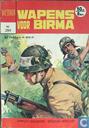 Strips - Victoria - Wapens voor Birma