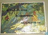 "Comics - Kuifjesbon producten - Kartonnen puzzle ""De Zonnetempel I"""