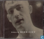 Disques vinyl et CD - Morrissey - World Of Morrissey