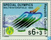 Postage Stamps - Austria [AUT] - Winter Olympics for the disabled