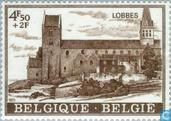 Postage Stamps - Belgium [BEL] - Saint Ursmar Church