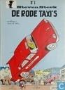 Comic Books - Benny Breakiron - De rode taxi's