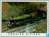 Postage Stamps - Great Britain [GBR] - Railways