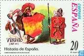 Postzegels - Spanje [ESP] - Geschiedenis