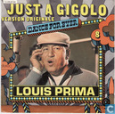 Disques vinyl et CD - Prima, Louis - Just a gigolo